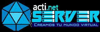 ActinetServer – creamos tu mundo virtual